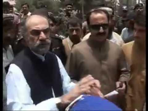 Aslam Raisani Get Angry ( Every one Murdabad )