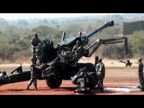 155mm Field Howitzer 77B: The Bofors Gun