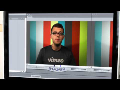 Film School Lessons- Video 101: Editing Basics