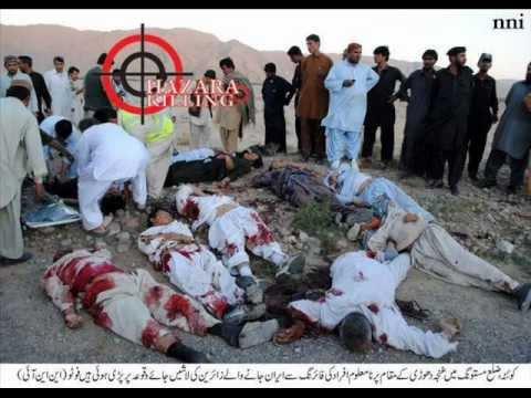 The Message of Hazara Nation to UN.....wmv