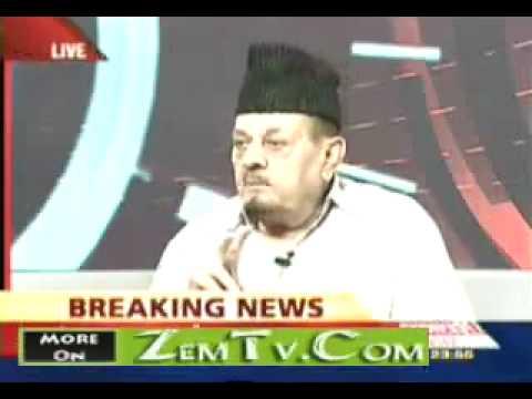 Ahmadiyya Sahibzada Mirza Ghulam Ahmad Sahib in Express News