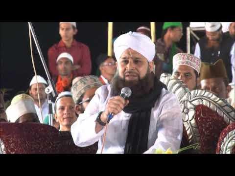 Owais Raza Qadri in Vagra, Gujarat, India Part-I