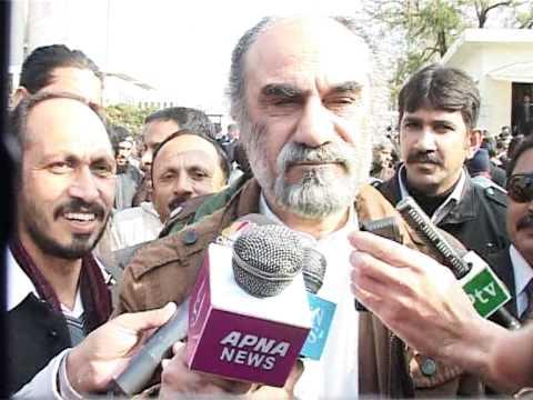 Funny Act of Nawab Aslam Raisani CM Balochistan