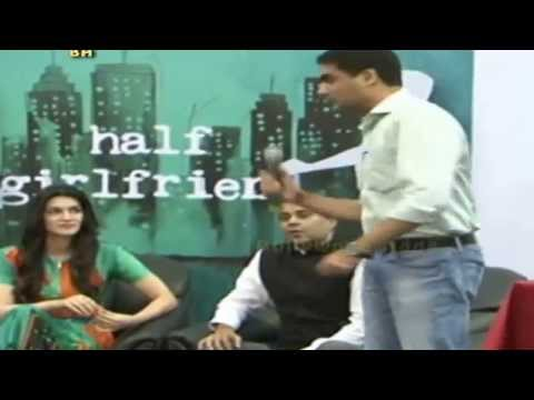 Ekta Kapoor,Mohit Suri,Kriti Sanon | Launch Chetan Bhagat's Novel | 'Half Girlfriend'